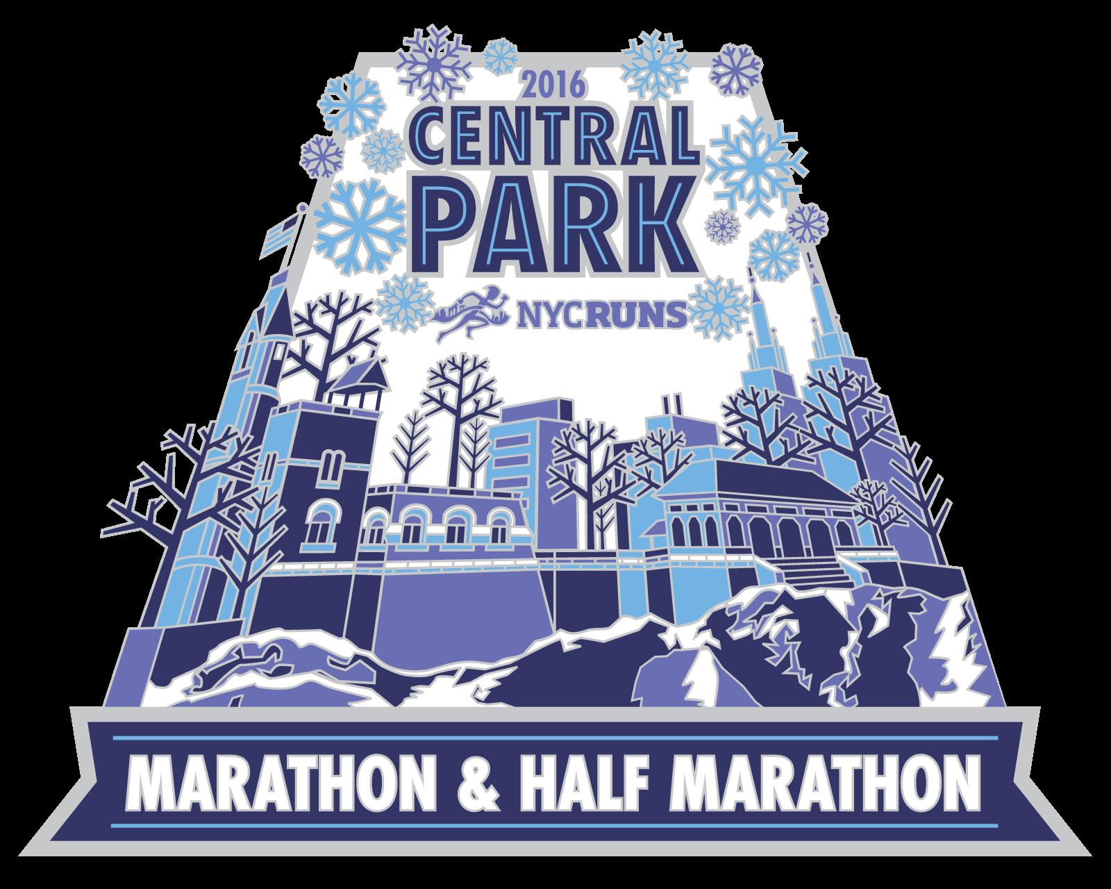 RaceThread.com NYCRUNS Central Park Half Marathon